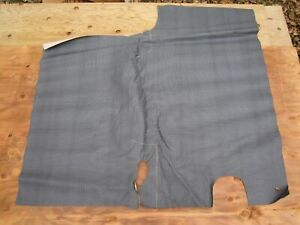 VINTAGE 1957, 1958, 1959 PLYMOUTH TRUNK LINER / MAT, NOS