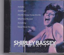 Shirley Bassey-I Am What I Am cd album
