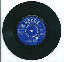 "THE ROLLING STONES - THE ROLLING STONES - 7"" VINYL 1964 RARE (UNBOXED) DECCA EP"