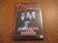 dvd souviens-toi... l'ete dernier un film de JIM GILLESPIE