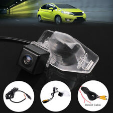 Car HD Rear View Reverse Backup Parking Camera for Honda CRV FIT Jazz Odyssey
