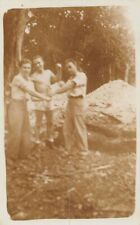 ALL IN HANDSOME MEN FIST STACK SHIRTLESS MAN SHORTS BOOTS VTG GAY INT PHOTO 196