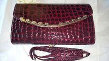 Unbranded Snakeskin Synthetic Handbags