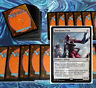 mtg GREEN DEFENDER RAMP DECK Magic the Gathering rares 60 cards hydras eldrazi