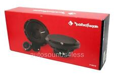"Rockford Fosgate P165-SI 120 W 6.5"" 2-Way Component Shallow Mount Speakers 6-1/2"