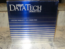 8 inch SSSD floppy disks NOS factory sealed box of 10 Datatech