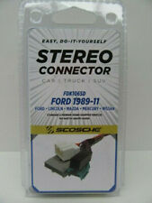 New listing Scosche Fdk106Sd Stereo Connector ( Ford 1989-2011 )