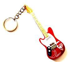 """Fender Mustang""- Portachiavi chitarra - Guitar keychain - Guitarra Llavero"