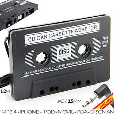 CASSETTE CASSETE CASETTE CASET CINTA A MOVIL PDA MP3 MP4 CD DVD IPOD LG SONY HTC