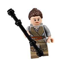 New LEGO Star Wars Rey Minifigure 75178 Jakku Quadjumper sw677