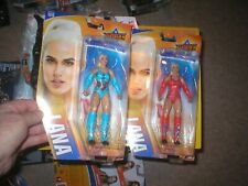 WWE Mattel Lana Series 109 RED OUTFIT DIVAS RAW SMACKDOWN RUSEV IN HAND HTF