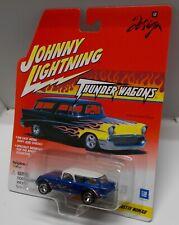 2002 Johnny Lightning - Thunder Wagons - Custom Corvette Nomad Wagon, Series 1