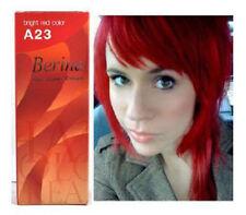 Berina Bright Red Hair Colourants