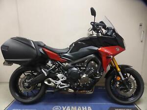 2020 20 Yamaha Tracer 900 Black/Orange