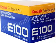 Kodak Ektachrome E100 35mm 36exp Colour Slide Camera Film by 1st CLASS POST