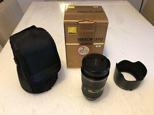 Nikon AF-S NIKKOR 24-70 mm f2.8 obiettivo zoom FX per Nikon | Ottimo stato!