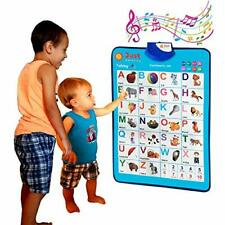 Just Smarty Electronic Interactive Alphabet Wall Chart, Best Educational Toy