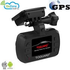 "1.5"" HD 1080P WiFi Dash Cam w/GPS SONY Sensor Car DVR Recorder Parking Monitor"
