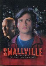 Inkworks Smallville Season 5 Complete 90 Card Base Set