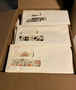 Box of 15,000 Stamps off paper - US SC#2053 - 2513 / Lot 125