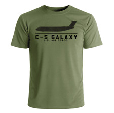 C-5 Galaxy T-Shirt US Air Force Officially Licensed