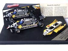 Quartzo 4033 Renault RE30B Alain Prost Winner Brazilian GP Formula 1 1982 1:43