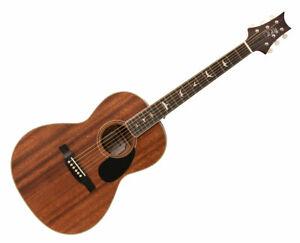 PRS SE P20E Parlor Acoustic/Electric Guitar - Vintage Mahogany - Used