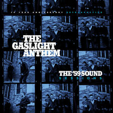 The Gaslight Anthem THE '59 SOUND SESSIONS (DELUXE) 180g +PHOTOBOOK New Vinyl LP