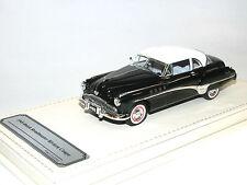 TSM Model, 1949 Buick Roadmaster Riviera Coupe, Black, 1/43