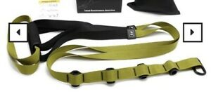 P3 PRO Hanging Resistance Band/ Green RRP £65