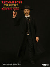 REDMAN TOYS RM019 DOC Deputy Town Marshal The Cowboy Male Action Figure 1/6