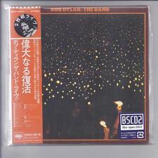 BOB DYLAN / The BAND Before The Flood Live 2cd JAPAN mini lp cd Blu-spec CD2 NEW