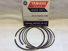 Yamaha OEM New Piston Ring Set Std YZ250F WR250F 2001-2013 5NL-11603-00-00