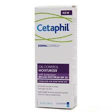 Cetaphil Oil Control Moisturizer w/Sunscreen SPF30 4oz