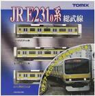 NEW TOMIX 92343 JR Commuter Train Series E231-0 'Sobu Line'Basic 3-Car Set Japan