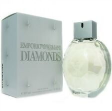 EMPORIO ARMANI DIAMONDS * Giorgio Armani 3.4 oz / 100 ml EDP Women Perfume Spray