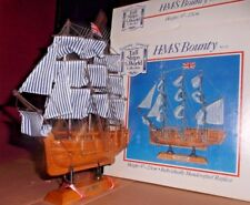 THE HERITAGE MINT LTD TALL SHIPS OF THE WORLD COLLECTION 9 INCH HMS BOUNTY New
