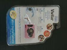 Mini Digital Still Camera 3 in 1 WEB Camera and Video Camera New Vivitar *199