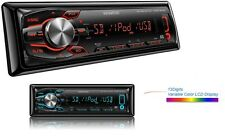 KENWOOD KMM-361SD Autoradio mit AUX MP3 USB SD iPod VarioColor Power  4 # 50W