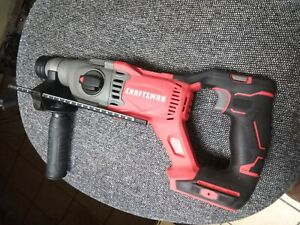 Craftsman CMCH233B 20v Cordless Brushless SDS+ Rotary Hammer Tool Only