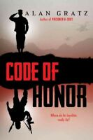 Code of Honor, Hardcover by Gratz, Alan, Brand New, Free shipping in the US
