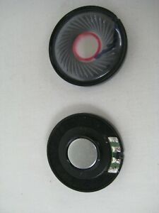 2 Pieces Universal Repair Part Speaker Driver For Headphones 64 Ohm 40mm