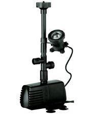 Libel Xtra 1000LPH Pompe à eau pour cascades et fontaines, Cascades #3C100