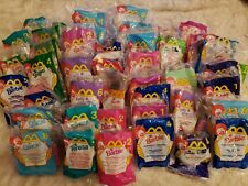 Lot 45 McDonald's Happy Meal Toys Barbie figures 1995 1996 1998 1999 2000 Sealed