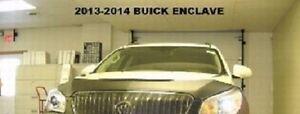 Custom Lebra Hood Protector Mini Mask Bra Fits 2013-2017 Buick Enclave