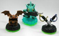 Lot of 3 - Swords/Gill Grunt/Chest - Spyro's Adventure Skylanders- 3 Get 1 Free!