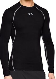 Size Large Under Armour Armour Long Sleeve Compression Shirt Top
