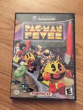 Pacman Fever Nintendo GameCube Game Complete Black Label BA4