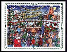 SELLOS NAVIDAD BELGICA 1996 2671/79 9v. MH