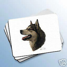 Alaskan Malamute Dog Computer Mouse Pad May Mousepad